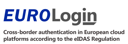 Eurologin - Cross-border authentication in European cloud platforms according to the eIDAS Regulation